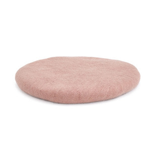 Chakati Round Cushion Quartz Pink