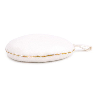 Nomade Round Cushion Natural (30% sale)