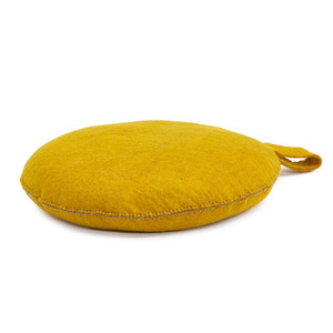 Nomade Round Cushion Pollen