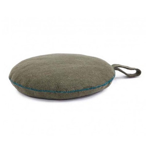 Nomade Round Cushion Mineral Grey (30% sale)