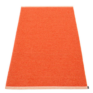 MONO Pale Orange · Coral Red
