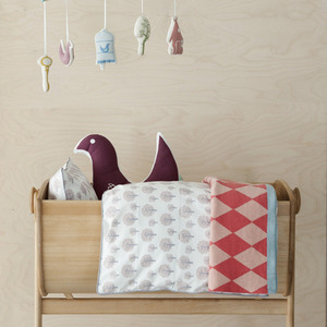 Dotty Bedding Rose Junior