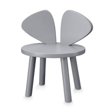 Mouse Chair Grey (30% sale)