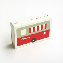 Pocket Crayon Block Caravan