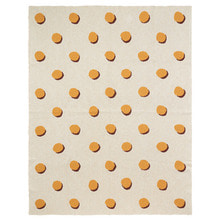 Double Dot Blanket Off White [7월초배송]