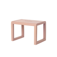 Little Architect Stool Rose