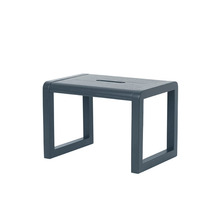 Little Architect Stool Dark Blue [주문 후 3개월 소요]
