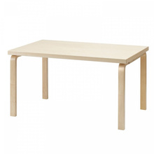 Aalto Table 82B Birch/Birch [주문후 5개월 소요]