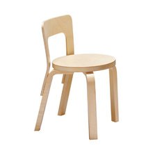 Children's Chair N65 Birch [주문후 5개월 소요]