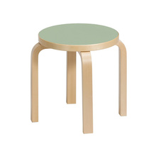 Children's Stool NE60 Green/Birch [주문후 5개월 소요](5% Discount 5.21-6.8)