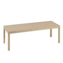 Workshop Coffee Table 120x43cm Oak