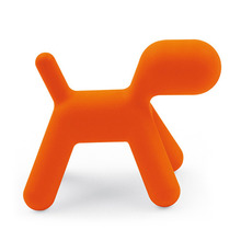Puppy Orange Medium