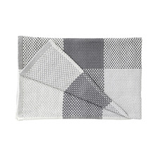 Loom Throw Grey