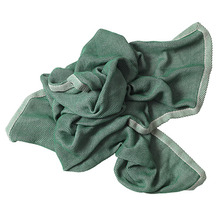 Ripple Throw Green