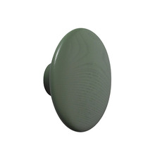 The Dots Coat Hooks Dusty Green