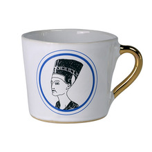 Alice Medium Coffee Cup Nefertiti