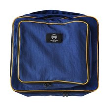 Travel Storage Bag Navy Medium