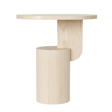 Insert Side Table Natural [주문 후 3개월 소요]
