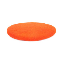 Chakati Round Cushion Orange