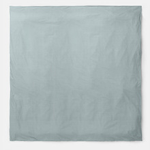 Hush Duvet Cover 200x200cm Dusty Blue