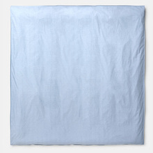 Hush Duvet Cover 200x200cm Light Blue