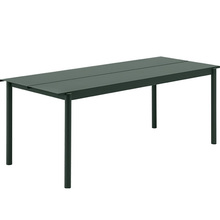 Linear Steel Table 200cm