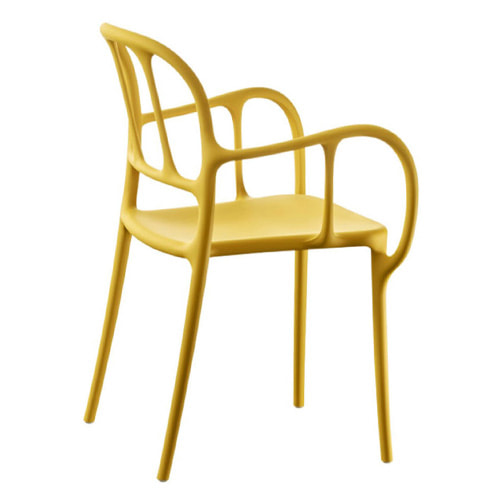 Milà Chair Yellow