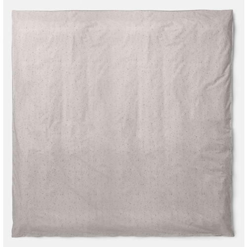 Hush Duvet Cover 200x200cm Milkyway Cream
