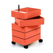 360° Container 5 Drawers Pink