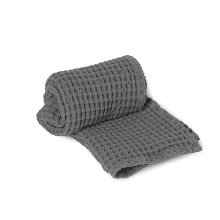 Organic Bath Towel Grey