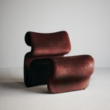 Etcetera Easy Chair Chocolate Brown