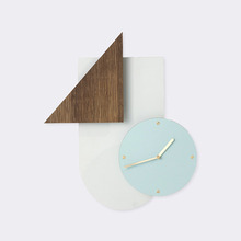Wall Wonder Clock - Grey