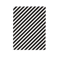 Black Stripe Buttering Board (50% sale)