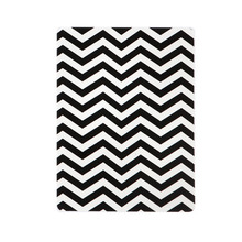 Black Zigzag Buttering Board (50% sale)