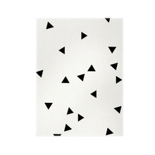 Black Mini Triangle Buttering Board