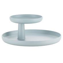 Rotary Tray Ice Grey