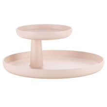 Rotary Tray Pale Rose