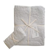 Nolita Duvet Set Single Plume[단추형]