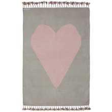 My Blushing Heart Rug