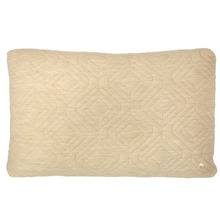 Quilt Cushion Camel 60x40 (30% sale)
