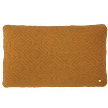 Quilt Cushion Curry 60x40 (30% sale)