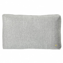 Wool Cushion Light Grey (30% sale)