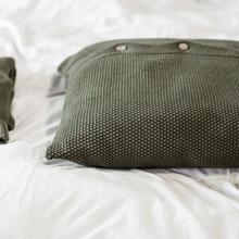 Rodes Cushion Case Khaki
