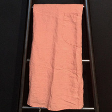 Japanese Apron Adult Peach