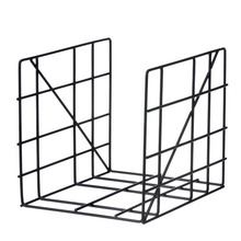 Square Magazine Holder Black