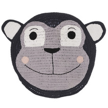 Monkey Snuggle Cushion