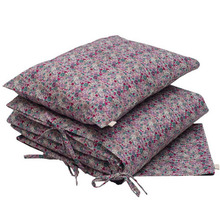 Duvet Cover Set Single Bobo Flowers