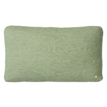 Quilt Cushion Green 60x40