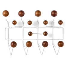 Eames Hang-It All Walnut / White