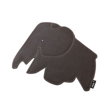 Elephant Mouse Pad Chocolate